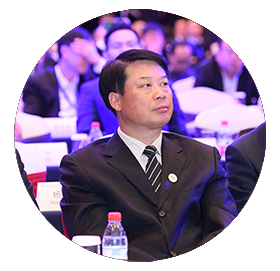 Jiang Qinjian, Chairman of SDG