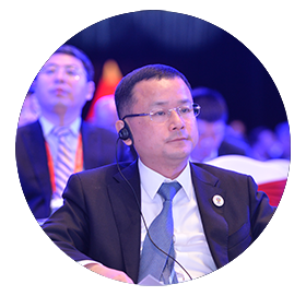 Qian Jianlin, CEO of Hengtong